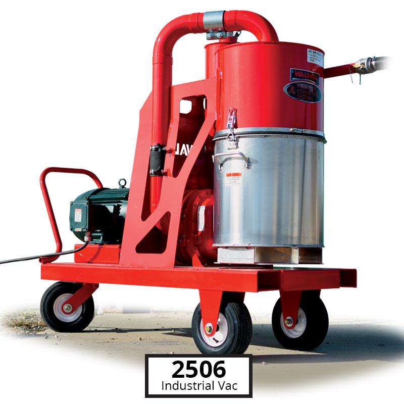 2506 Industrial Vac Amp 3510 Agri Vac Walinga