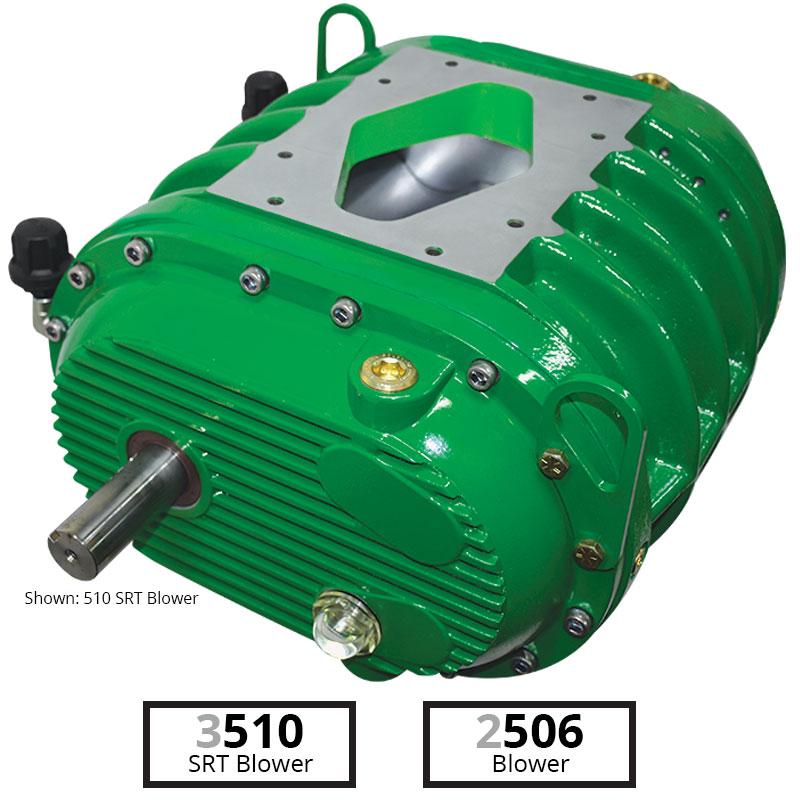 2506 Industrial Vac 3510 Agri Vac Walinga