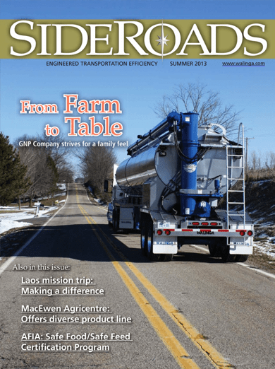 SideRoads - Winter 2013