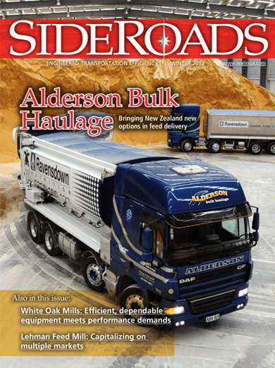 SideRoads - Winter 2012