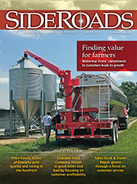 SideRoads - Winter 2018