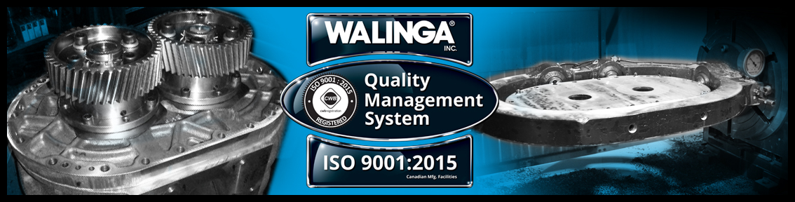Specialty Parts are a 'Snap...'..with Walinga's fully-integrated CAD production line. All of Walinga manufactured parts, including customized components, are stress tested in the design phase and manufactured to ISO 9001:2015 standards. Years of experience combined with full CAD integration ensures parts assemble and perform exactly as intended. If you don't see the component you require, our engineers can make it.
