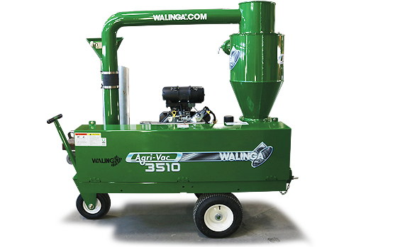 2506 Industrial Vac & 3510 Agri-Vac | WALINGA