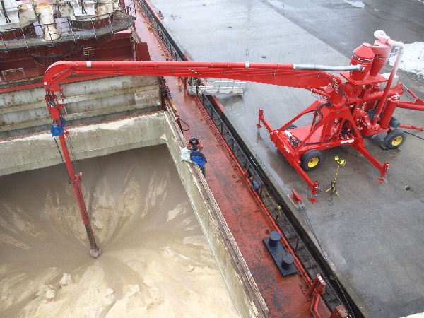 Ship Unloader Products Walinga