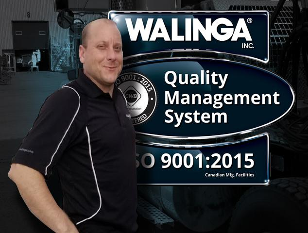 Kevin Vanderzwaag, Walinga After Market Parts & Service Manager