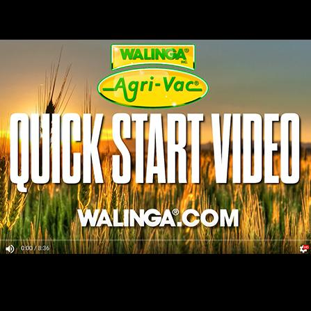 Agri-Vac Quick Start Guide Video
