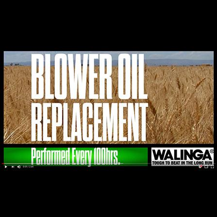 Blower Oil Video