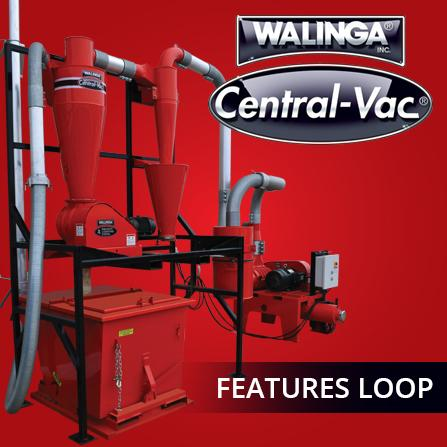 Walinga Central Vac Features Loop