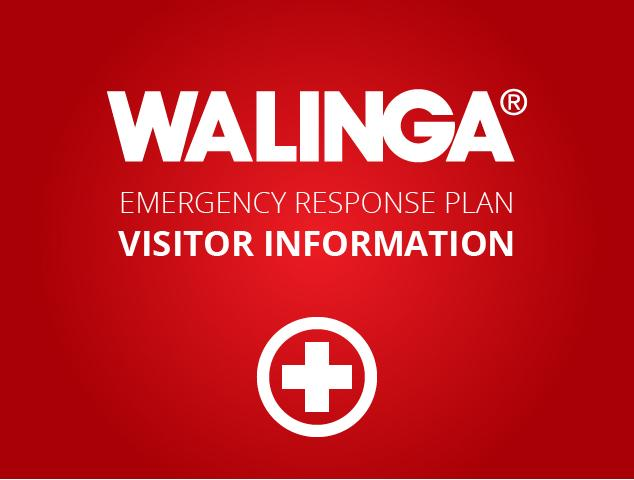 EMERGENCY RESPONSE PLAN: VISITOR INFORMATION